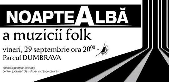 Noaptea Alba a Muzicii Folk